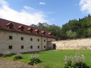 Červený kláštor na Słowacji