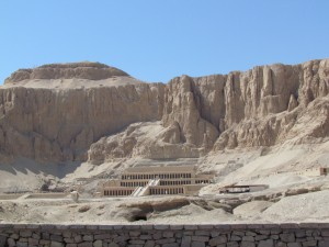 Świątynia Hatszepsut w Egipcie