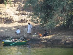 Rejs po Nilu w Egipcie