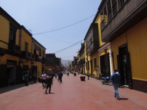 Dzielnica Rimac w Limie