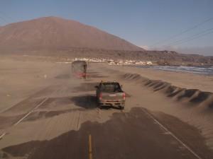 W drodze do Arequipy
