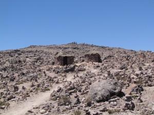 Mirador de los Andes na wysokości 4.910 m n.p.m.