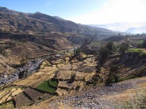 Dolina rzeki Colca