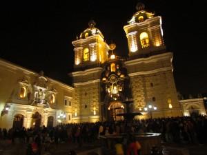 Klasztor Św. Franciszka w Limie