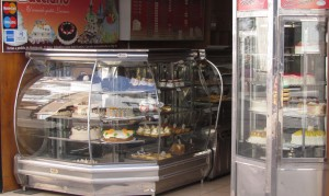 Torty i inne słodkości w Arequipa