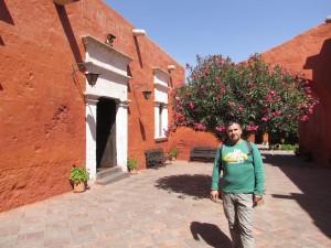 Klasztor Santa Catalina w Arequipa