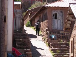 Życie na Wyspie Taquile na Jeziorze Titicaca