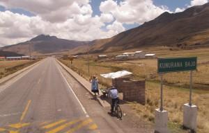 W drodze do Cusco