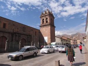 Kościół Santa Clara w Cusco