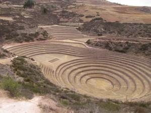 Inkaskie laboratorium rolnicze w Moray