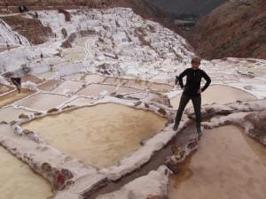 Saliny w Maras