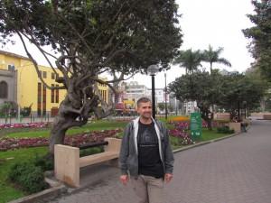 Parque Kannedy w Limie-Miraflores