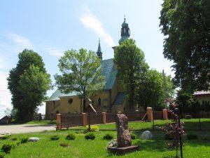 Kościół w Łazanach