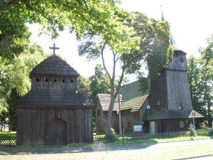 Kościół drewniany w Chlastawie
