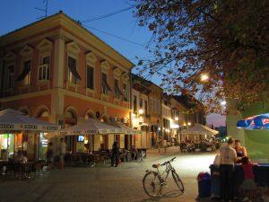 Novi Sad w Serbii