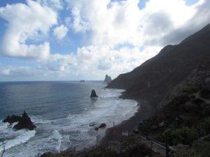 Roques de Anaga na Teneryfie