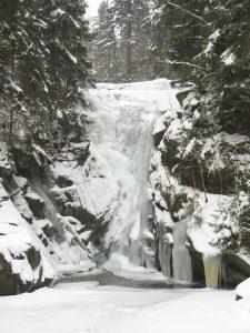 Wodospad Szklarki w Szklarskiej Porębie