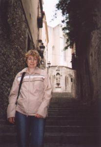 Dzielnica żydowska w Gironie