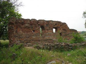 Ruiny Zamku w Szubinie