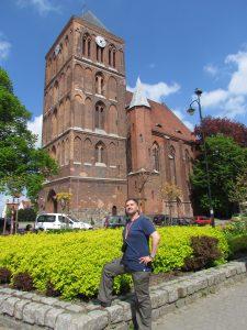 Kościół NMP w Choszcznie