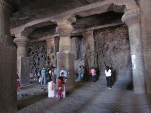 Świątynia na Wyspie Elephanta