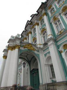 Pałac Zimowy w Petrsburgu