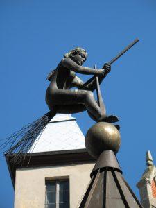 Studnia czarownic w Gorzowie Wielkopolskim