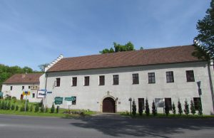 Zamek w Dzięgielowie