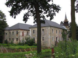Zamek w Przewornie