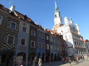 Stary Rynek i Ratusz w Poznaniu