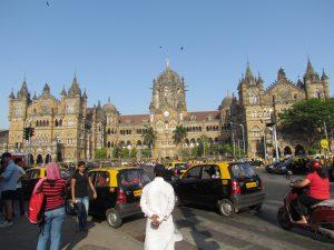 Dworzec w Bombaju