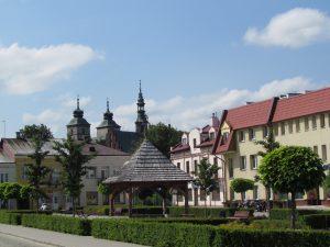 Plac Pokoju w Opatowie