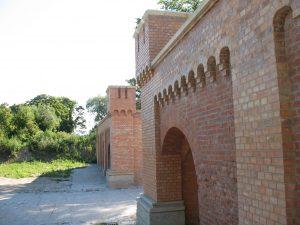 Brama Chyżańska w Kostrzyniu