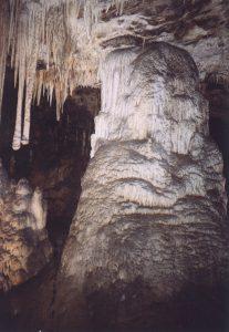 Jaskinia Punkevni na Morawach w Czechach