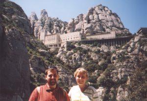 Klasztor na Montserrat