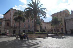 Piazza Roma w Ascoli Piceno