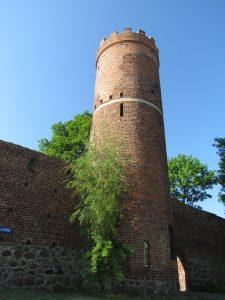 Mury miejskie w Pyrzycach