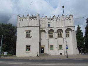 Zamek renesansowy w Pabianicach