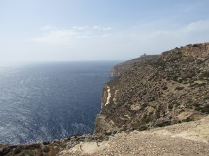 Klify Dingli (Dingli Cliffs)