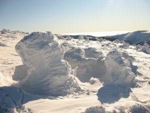 W drodze do Śnieżnych Kotłów
