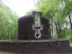 Pomnik poległych w I Wojnie Światowej w Maszewie