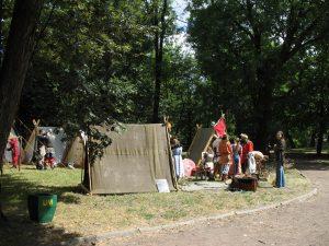 Festyn U Piasta i Popiela