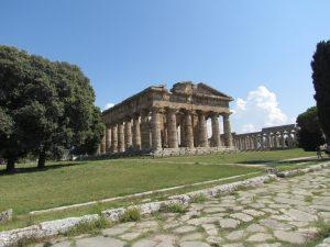 Świątynia Neptuna w Paestum