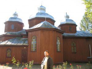 Cerkiew w Jurowcach