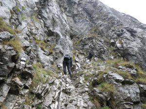 Podejście do Jaskini Raptawickiej