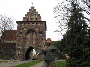 Brama Pyrzycka w Stargardzie
