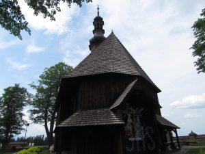 Kościół p.w. Świętego Krzyża w Chabówce