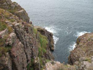 Klify na Cap Frehel