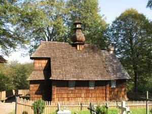 Cerkiew w Łodzinie