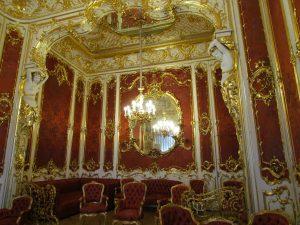 Pałac Zimowy - Ermitaż w Petersburgu
